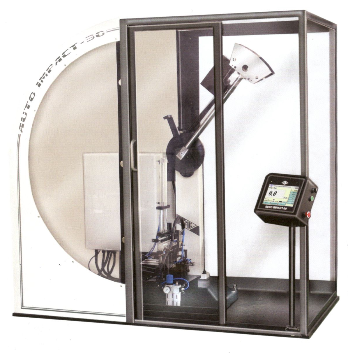 Material testing machines service providers
