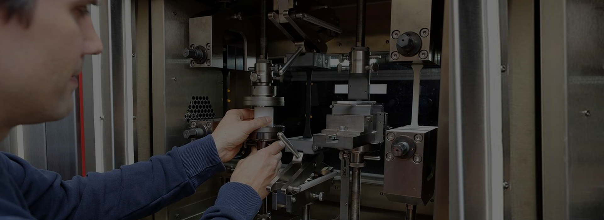 material testing machines supplier in India